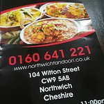 Northwich Tandoori Photo