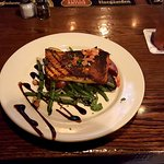 Blackened Atlantic Salmon