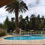 Nice pool, Great food