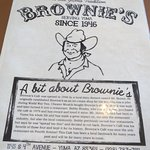 Brownies history