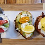 The Breakfast Board - delicious