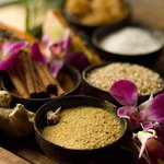 Our Absolute Nirvana uses only natural, fresh and organic ingredients in all spa treatments.