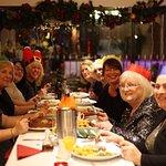 Christmas party at Morenos