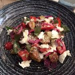 Beet and Feta salad
