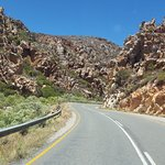 Prince Albert Pass on the R 339 between Uniondal and Knysna