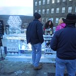 Ice Bar at Cocoon for special events like Hawley WinterFest