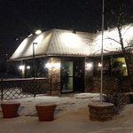 entrance to La Dolce Vita Restaurant
