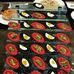 salted egg & vege