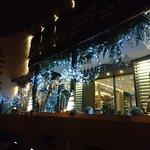 Déco de Noël côté rue