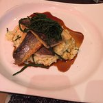 Sea Bass - excellently cooked!