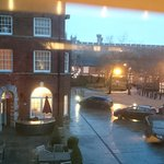 Window View - The Castle Hotel Photo