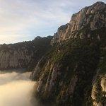 Vista desde Montserrat