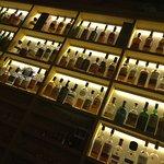 Un grand nombre de whisky