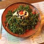 Rucola Ziegenkäse Salat
