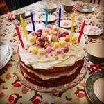 Children's parties fully catered, cake optional!