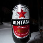 real Indonesian beer