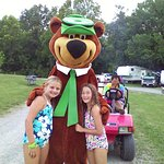 Yogi Bear's Jellystone Park at Natural Bridge Foto