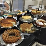Buffet petit-déjeuner