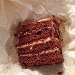 Lovely tasting cake but small portion :(