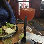 Michelada and Asada Downtown tacos