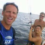 Kiss The Sky Kiteboarding Students