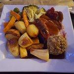 Traditional Christmas Roast