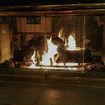 Blackstone Grill Fireplace