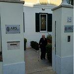 Ars entrance