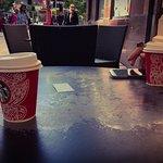 Starbucks Festive Cups!