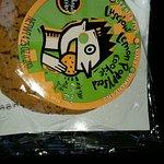Lemon Poppy seed cookie