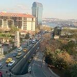 in the heart of Taksim