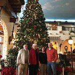 You will not regret the Christmas Brunch at The Circular @ The Hotel Hershey! Food and service i