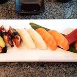 Sushi and Sashimi Combo for 1