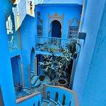 Beautiful riad in the Medina