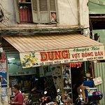 Street Scene across format he Hotel
