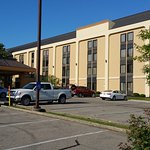 Front Facade for Best Western Plus Dayton Northwest