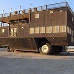 World's largest 2 wheel caravan