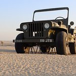 World's largest motorized Jeep, 4 times the replica of Willey's Jeep