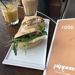 Photo of Pippers. Home of the Mini Sandwich