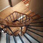 Internal staircase