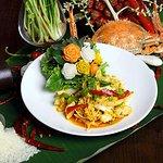 Fresh Crab delicasy