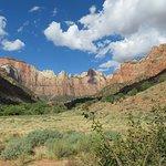 Vistas de Zion Canyon