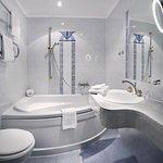 Badezimmer unserer Gästezimmer