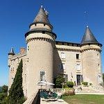 Le château de Mercuès