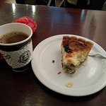 Coffee and Quiche