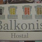 Photo de Hostal Balkonis