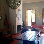 Foto de El Viajero Hostel Suites Colonia