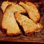 Nice garlic bread