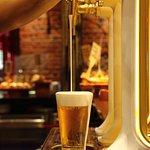 Cerveza bien tirada