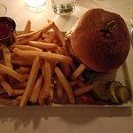 Kobe burger at Noah's